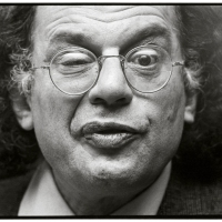 """Just(ice), or: Allen Ginsberg, Z""""L"""